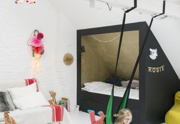 Pinterest : chambre enfant
