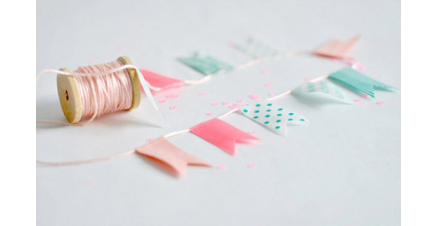 15 activités créatives faciles à réaliser avec du Masking Tape