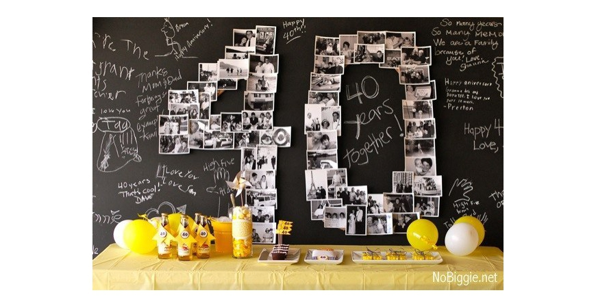 citation anniversaire 40 ans. Black Bedroom Furniture Sets. Home Design Ideas
