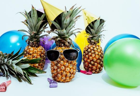 Anniversaire ananas : 15 idées pour organiser une fête tropicool