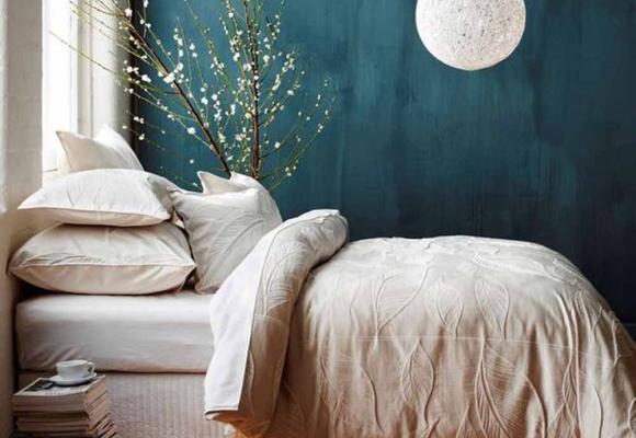 Quel bleu pour une chambre ?