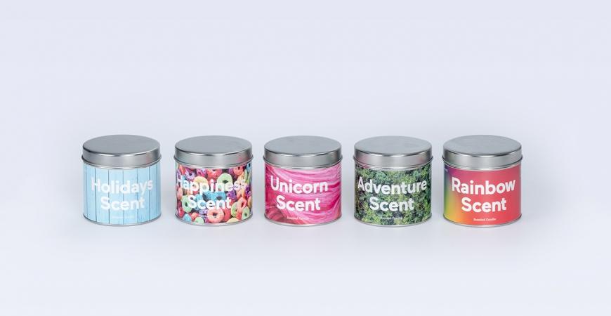 Les plus belles bougies de la marque DOIY Design