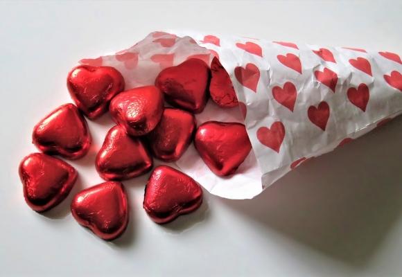 10 objets en forme de coeur pour la Saint Valentin