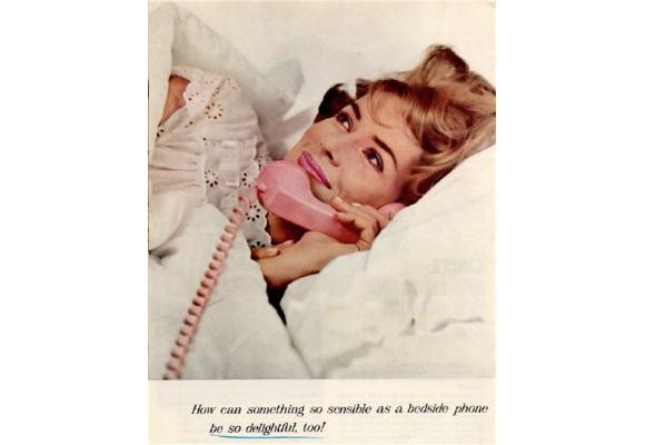 Téléphone Princess : histoire d'un téléphone destiné aux femmes