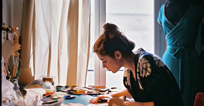 Clémence Cabanes, portrait d'une créatrice parisienne